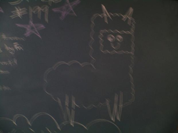 """""""its a lama.. nuff said"""""""